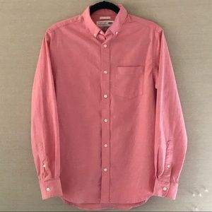 Mens Soft-washed Oxford cotton shirt from Old Navy